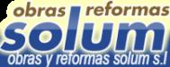 Reformas Solum: logotipo