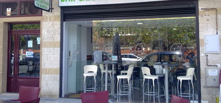 Reforma de bar en Collado Villalba